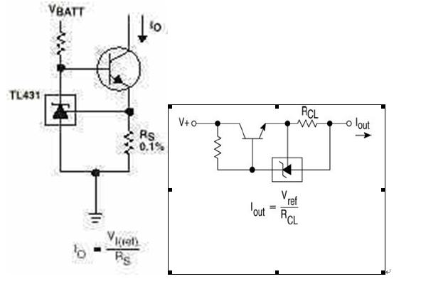 请问tl431恒流源电路最大可以做多大电流