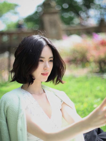 最近淘宝女模特韩装女模特是谁 好漂亮