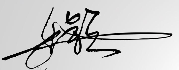 """""""张颖""""个性艺术签名"""