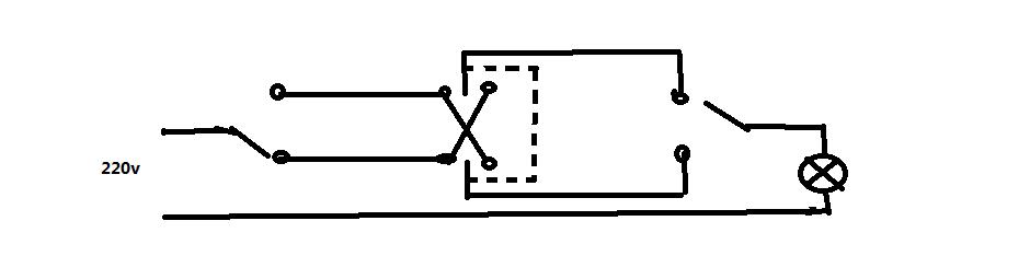 三开双控开关怎么接线l11 l1 l12 l21 l2 l22 l31 l3