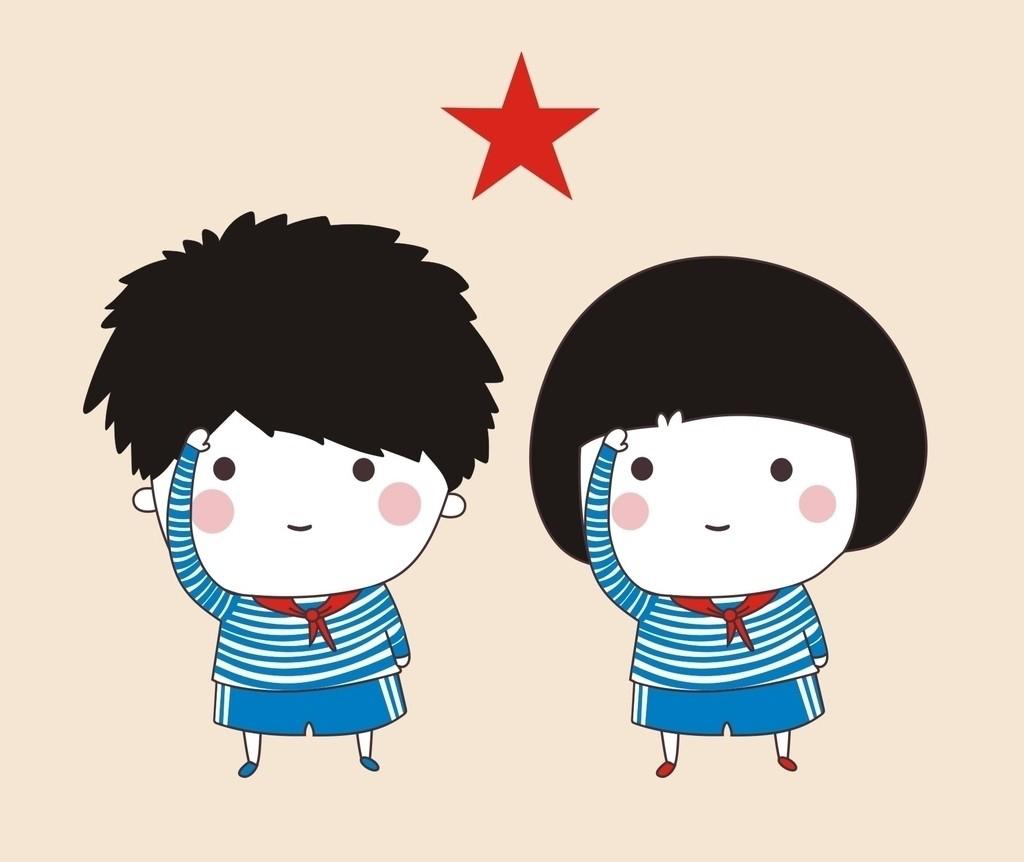 齐刘海卡通女孩头像的人物叫什么