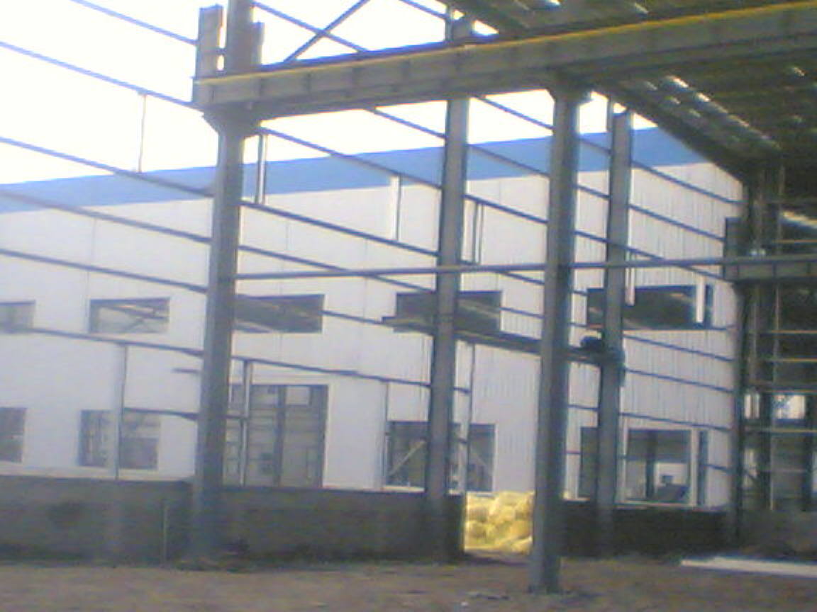钢结构吊车梁的车档是什么作用