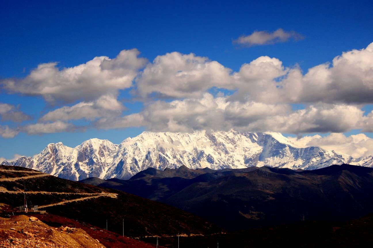 西藏风景的图片