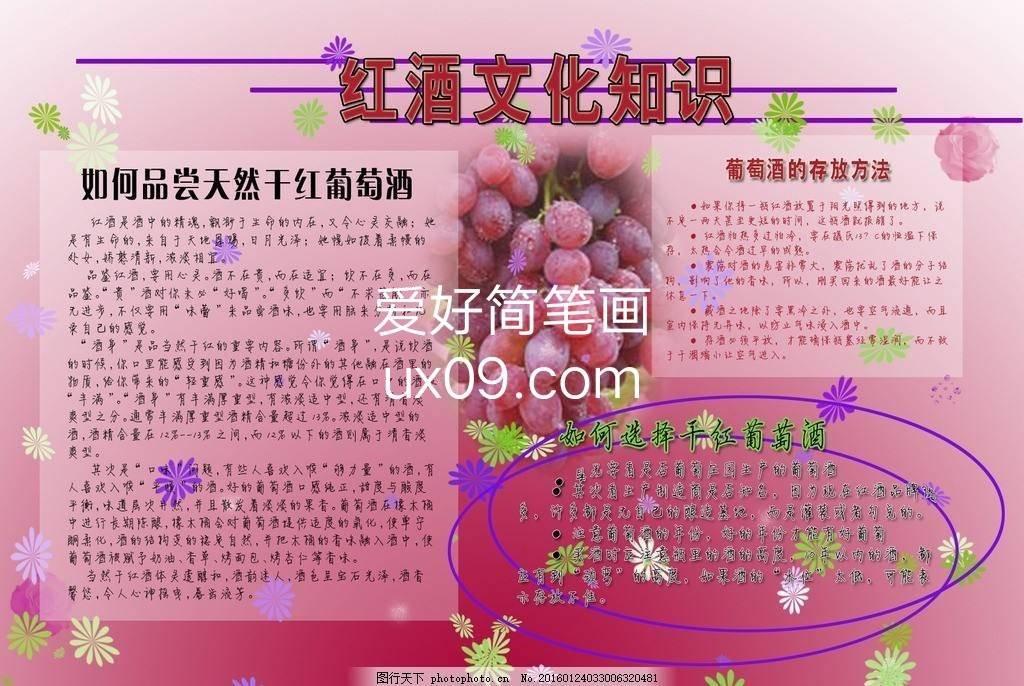 张裕葡萄酒厂研学旅行手抄报怎么做