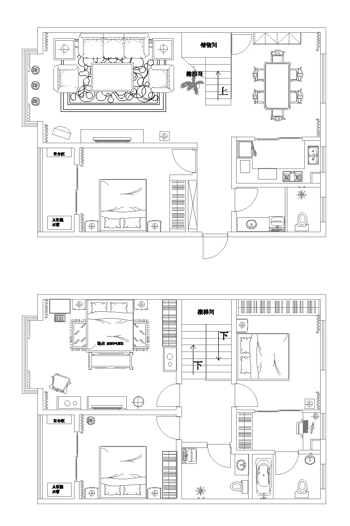 我家里有一块8*11米的地想要来起房子,想大家帮忙想一下怎样设计好!图片