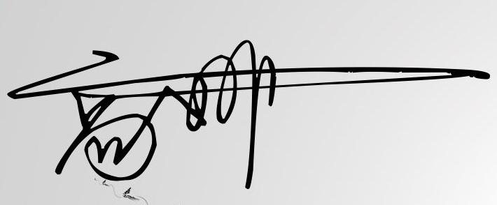 姓名个性签名设计高娜图片