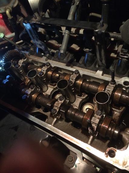 吉利4g15D发动机正时图