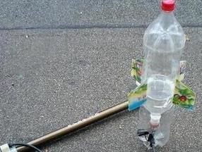 制造水火箭的原理