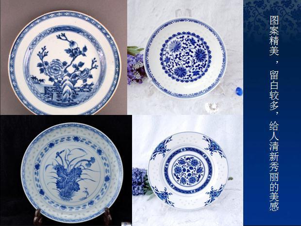 手工制作青花瓷纸盘的具体步骤如下:   1)首先构思,需要画哪种形式