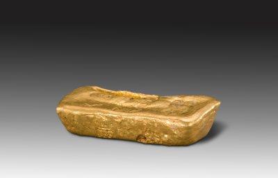 一锭金子是多少克_清朝的金子是什么样子的,大概有多重