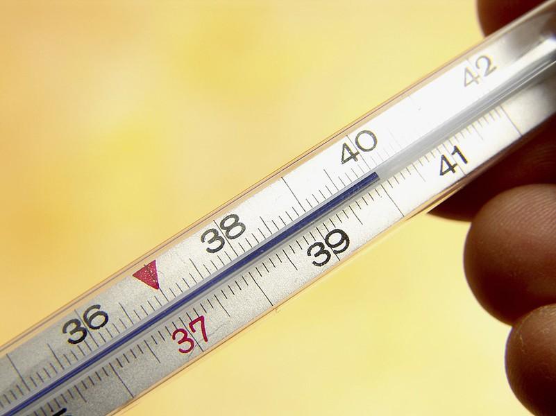 有没有人能给我几张自己发烧了之后,照的温度计的图片