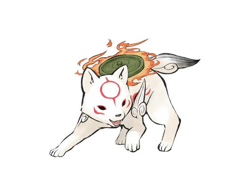 急~~~~~追分30 征集日式白狐狸插画