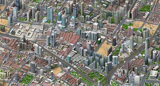 求e都市三维地图上海市地图_百度知道