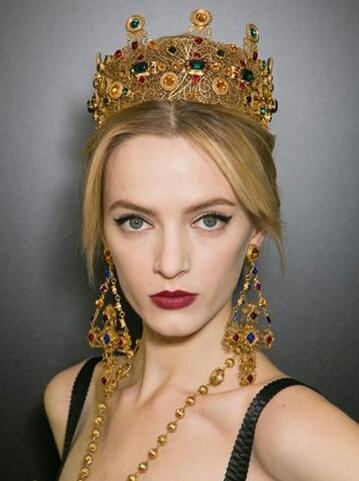 皇冠女王范头像嘞,拒绝非主流,图片这种感觉的,动漫真人都可