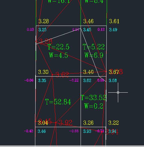 CAD代表网里面数字方格,代表线红色平面设计本月工作计划怎么写图片