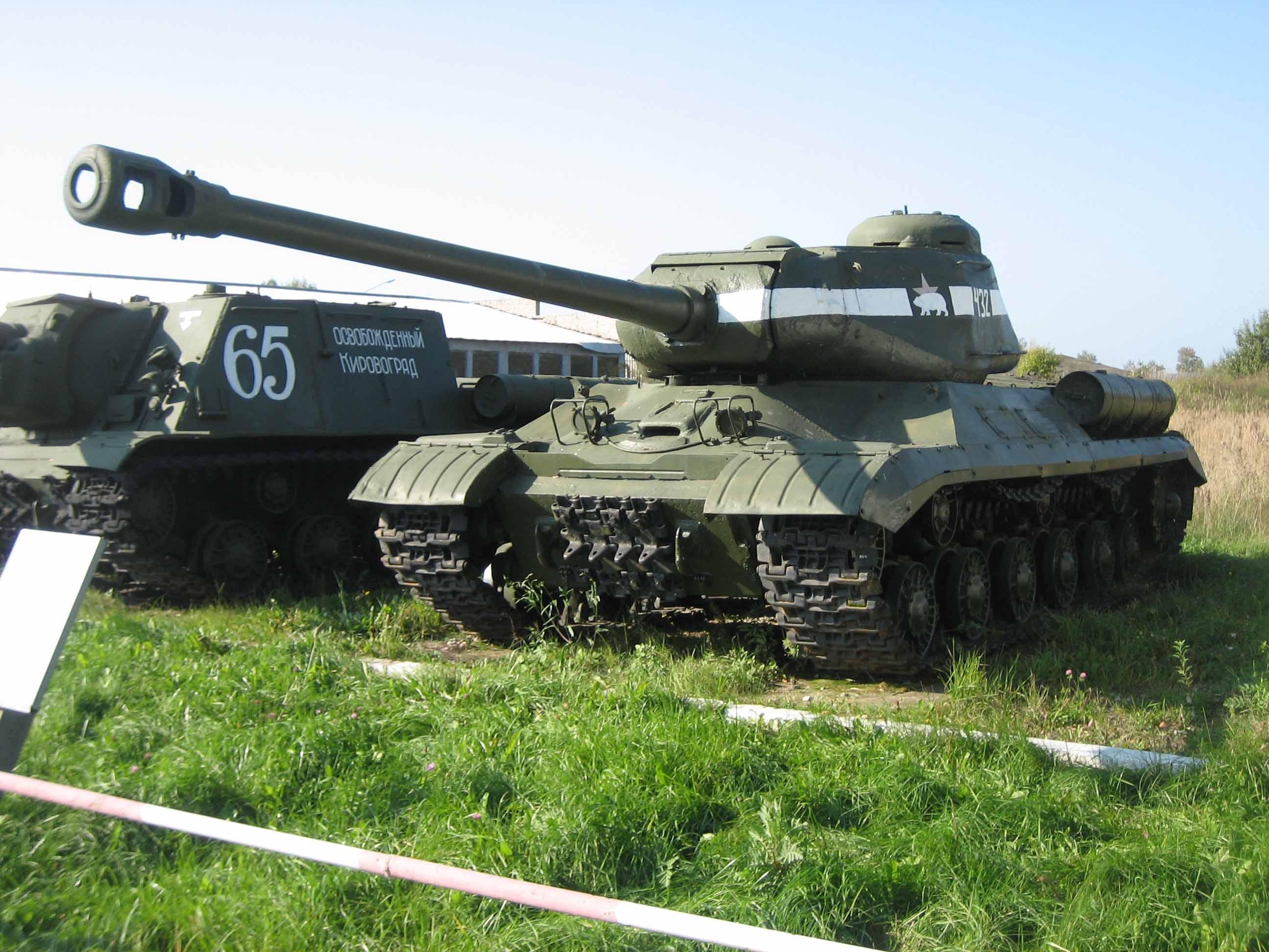 求几张is2坦克的图片,同人,现实的都可以,越高清越好