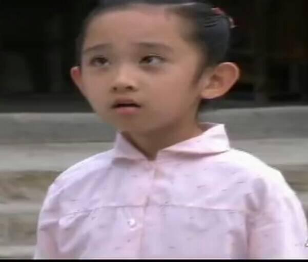 这个童星演员叫什么名字?图片