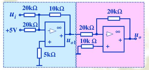 电路有三路ad采样电路,运放为lmv358,正负5v双电源供电,现在问题是