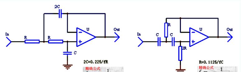 ne5532电子分频和前级放大电路输入端对地电压不为零