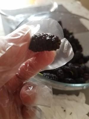 超简单桑葚果酱的做法步骤图,怎么做好吃