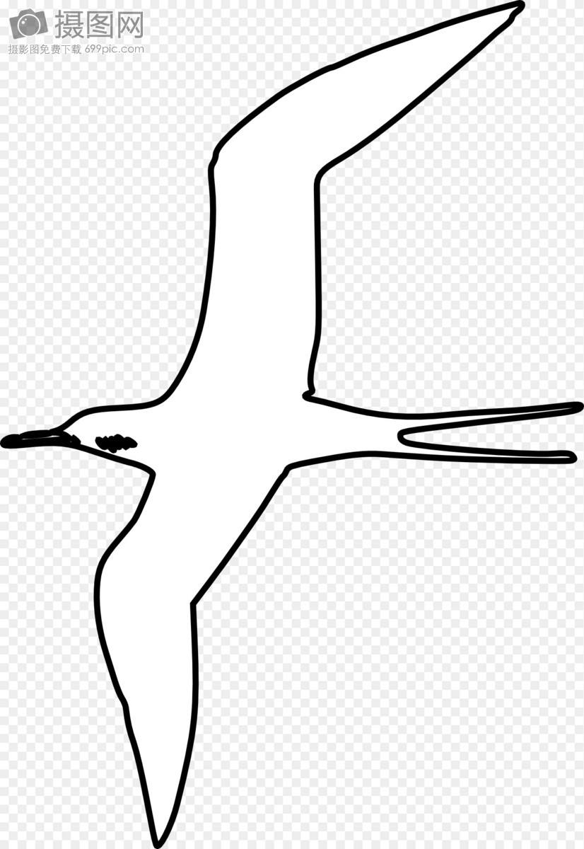 大雁怎么画简笔画图片