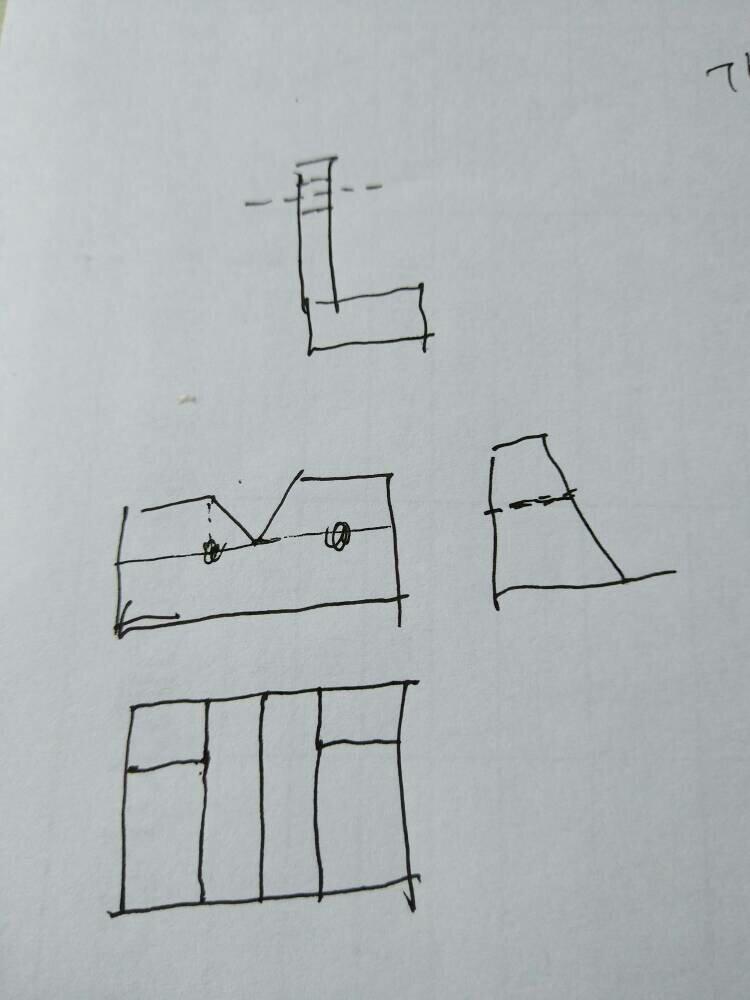 机械制图补画第三视图解答