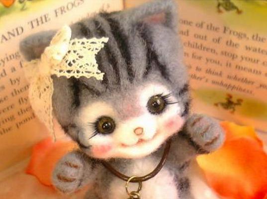 qq头像小猫咪可爱头像
