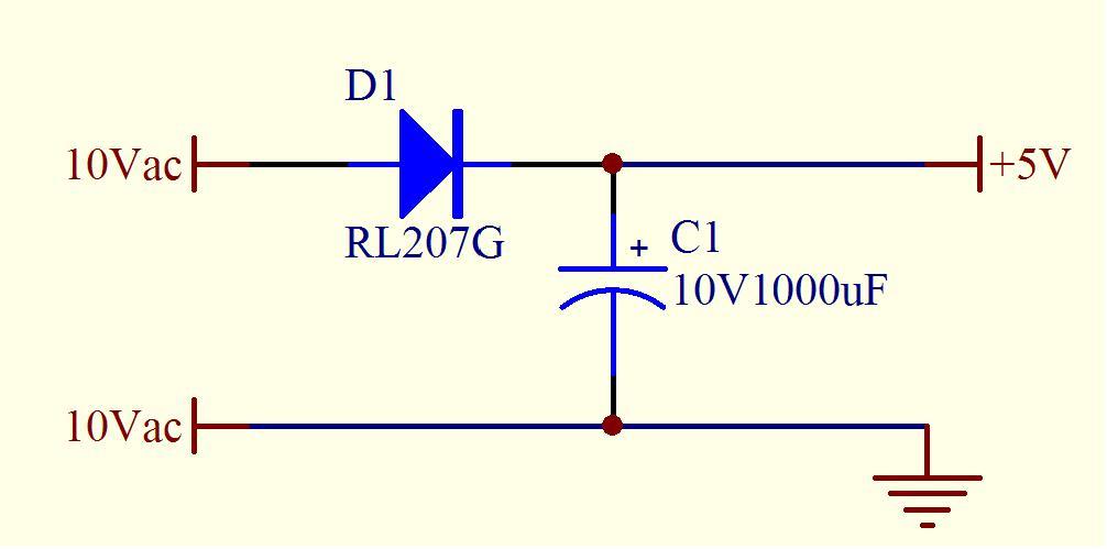 实现220v的交流电整流成5v的直流电需要哪些器件?好心人能发个电路图嘛?(图3)  实现220v的交流电整流成5v的直流电需要哪些器件?好心人能发个电路图嘛?(图11)  实现220v的交流电整流成5v的直流电需要哪些器件?好心人能发个电路图嘛?(图14)  实现220v的交流电整流成5v的直流电需要哪些器件?好心人能发个电路图嘛?