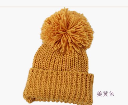 谁会这款毛线帽子的织法?需要多少针?