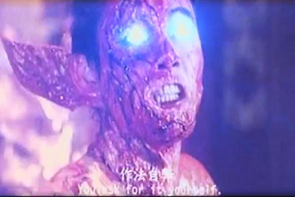 后来,魔胎邪童降世,封云亭也终于雕刻完菩萨塑像,所有鬼怪都被观音