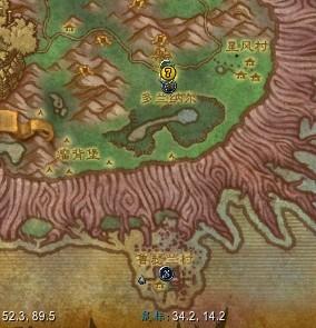 wow bl怎么去秘蓝岛 具体一点.