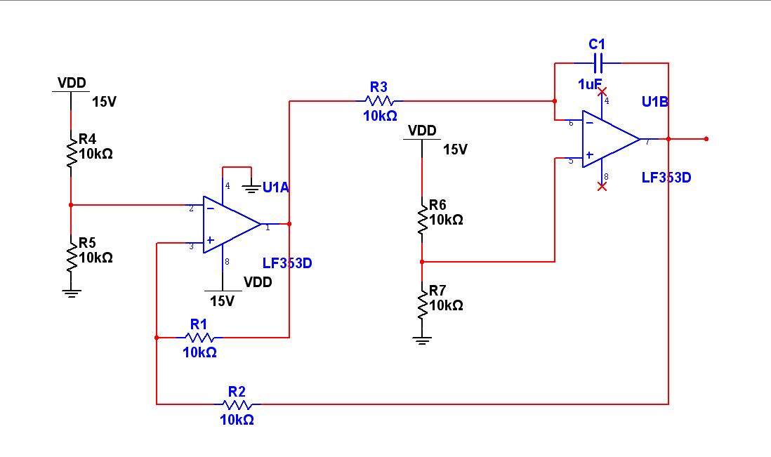 irf2153振荡器电路图