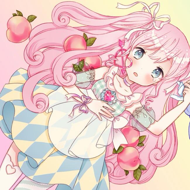 可爱的动漫女孩图片,清楚些,漂亮些