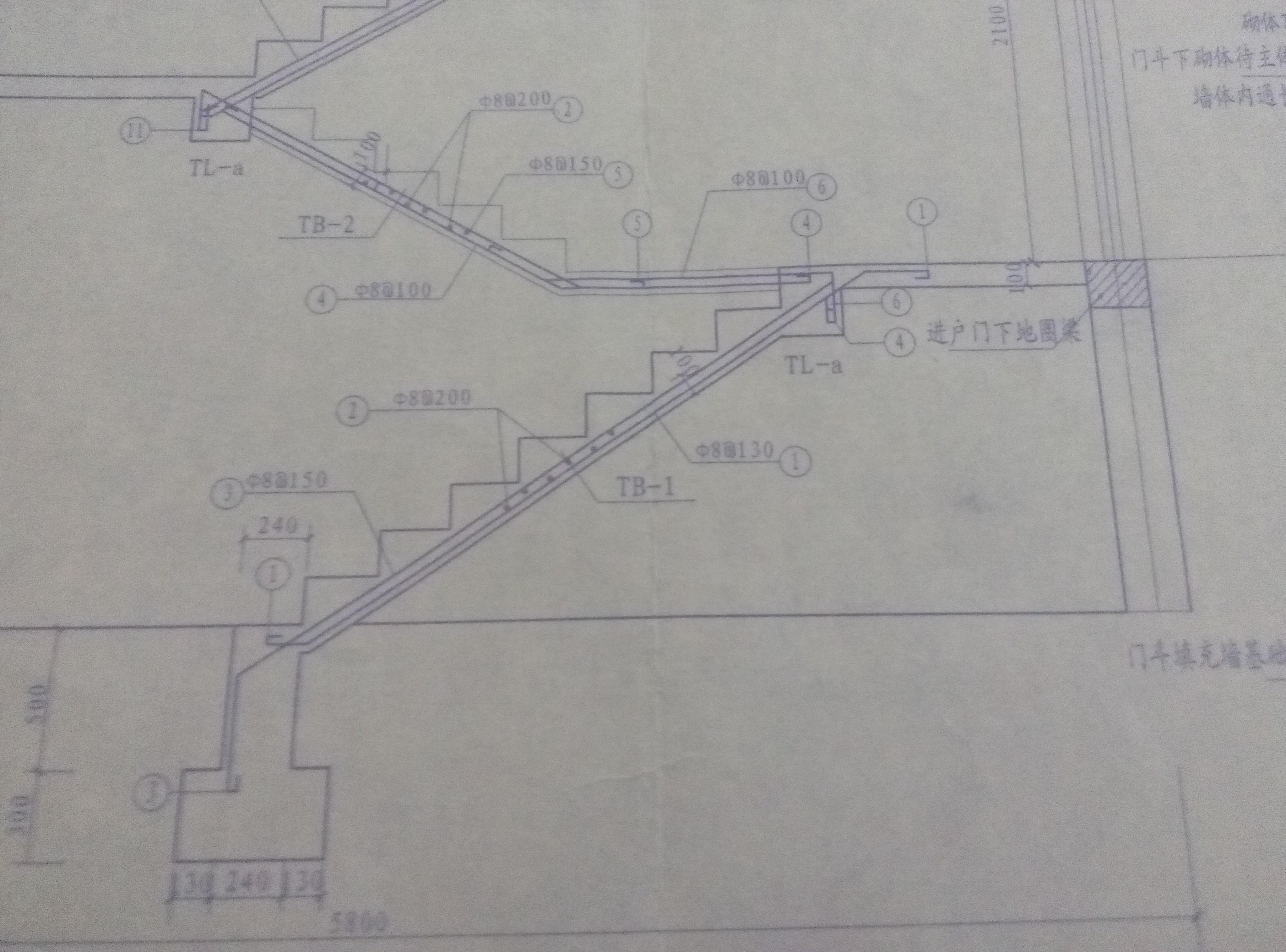 应该这种图纸在广联达楼梯算量里请问v图纸哪种eta钢筋2836机芯图片