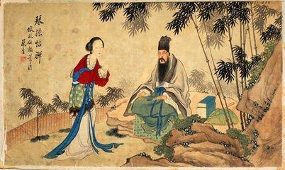 甘为继室_苏东坡分别为发妻王弗,继室王闰之和爱妾朝云写下哪些