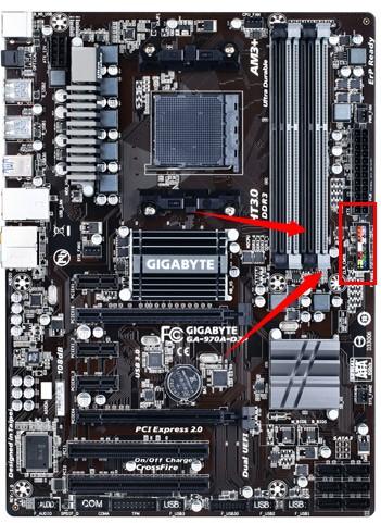 跪求技嘉970a d3p主板安装接线详细图文教程