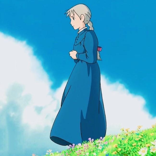 宫崎骏动漫图片头像