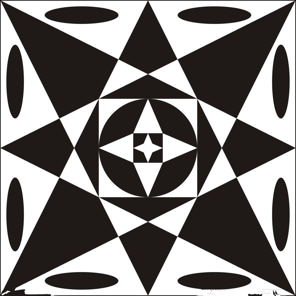求4张简单的面的平面构成8张线的构成图片图片