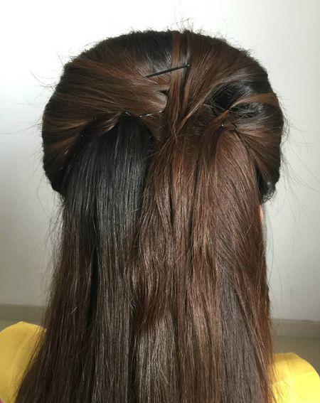 简易教程方法步骤图骤v简易的发型和视频古风图片