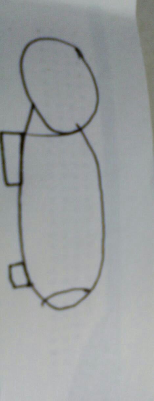 用正方体 圆柱体 圆 长方体能做出什么手工作品