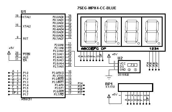 ds18b20电路设计图