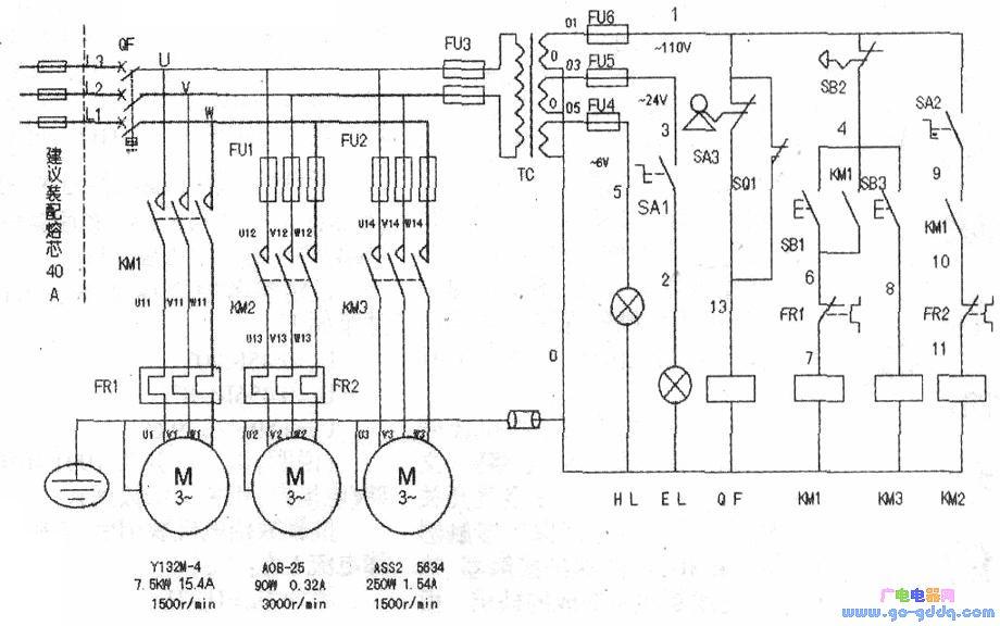 ca6140型车床的电气控制箱 xxxxx xxxxx 一, 6140车床电路图 ca6140型