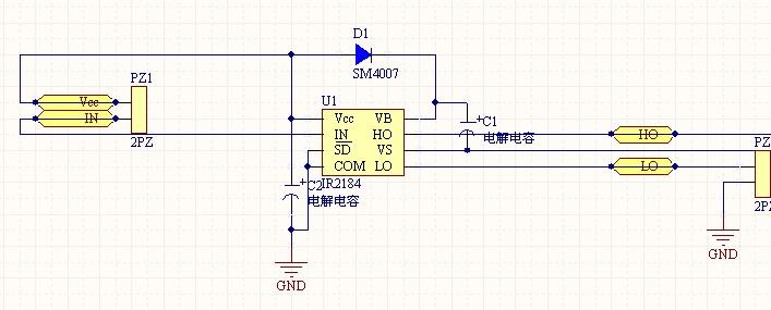 电路 电路图 电子 原理图 707_285