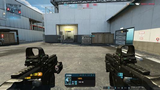 有没有那个单机fps第一人称枪战的游戏可以使用双持武器系统