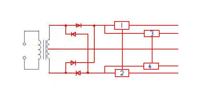 您好,我想做一下做正负5v,正负12v,正负15v的电源电路