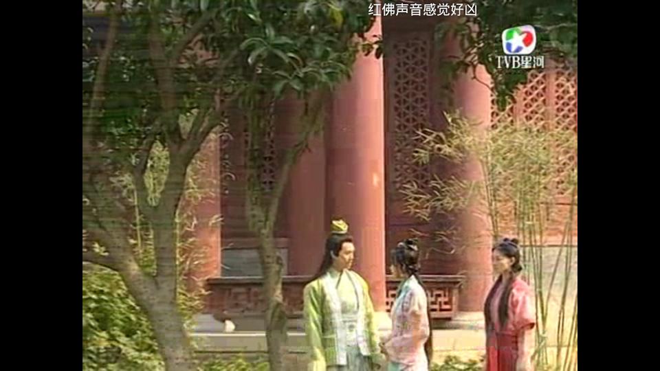 tvb大唐双龙传有大陆演员,怪不得粤语是配的