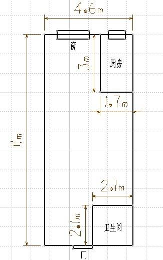 67平的房子怎么装修,长方形的,求各位大师给个设计图啊,价格5w以内图片