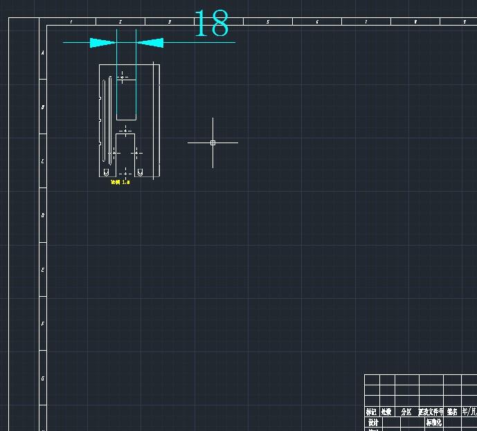 proe状态工程图做好cad图纸实现1:1钣金,该dw改转换尺寸新生产准备比例图片