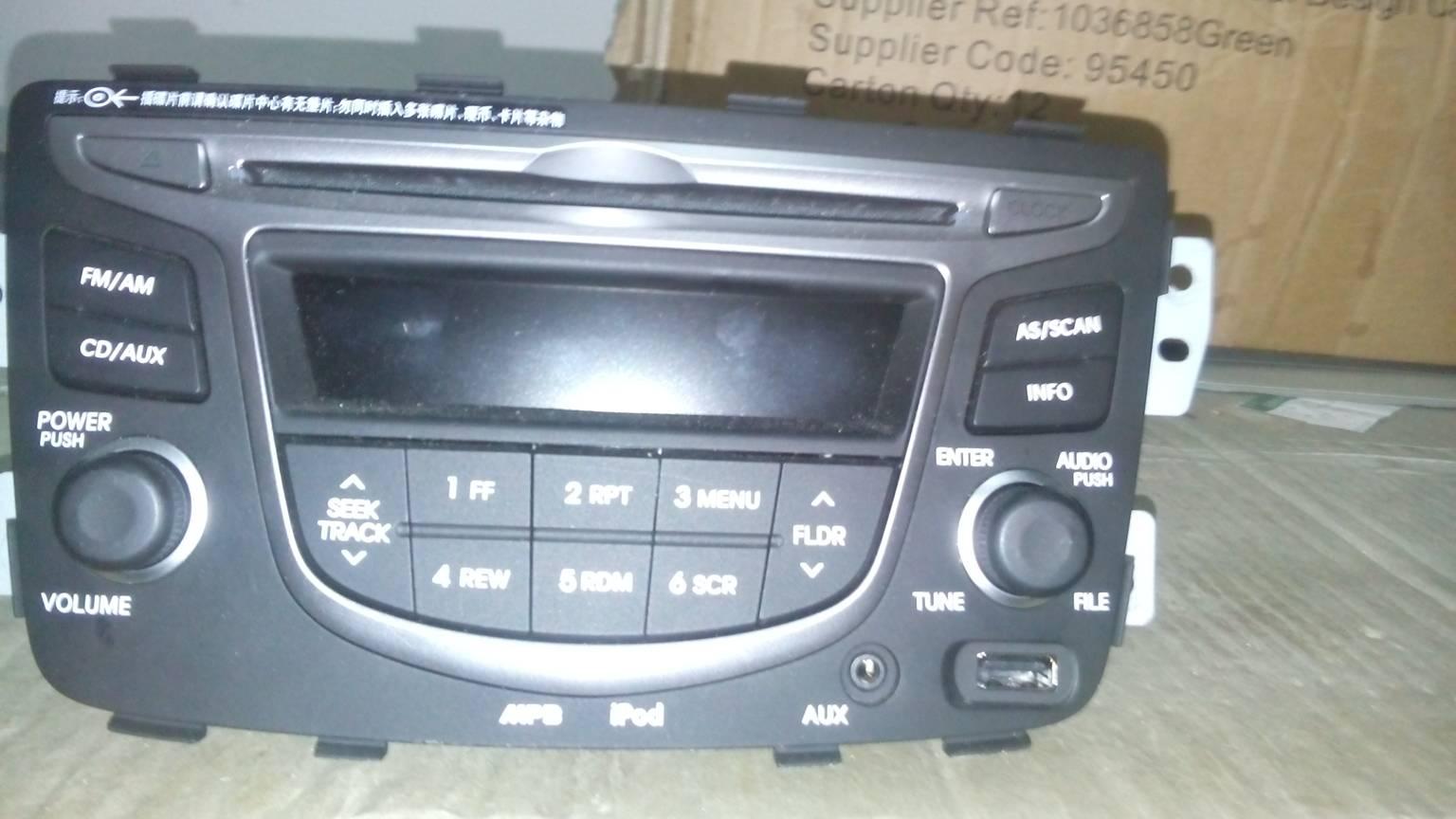 瑞纳汽车cd改装家用音响接线图