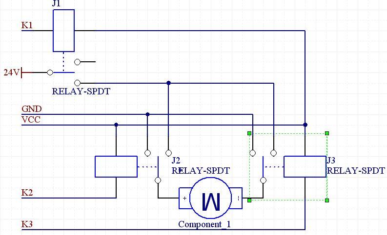 单片机的pwm直流电机调速的电路图和程序 急求 是pwm的 不要正反转的